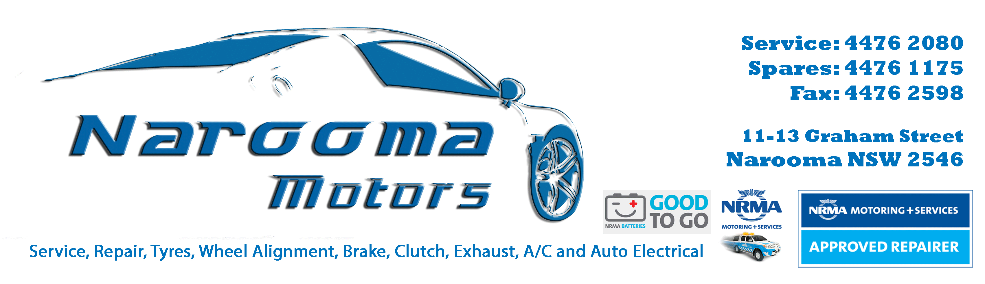 Nrma Approved Car Service
